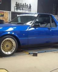 Performance wheels Formula Mesh gold