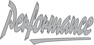 Performance wheels logo